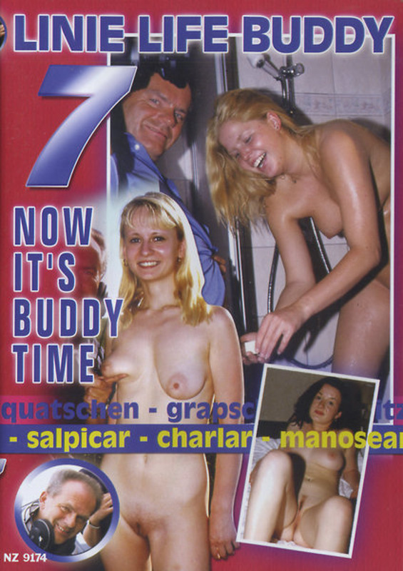 Linie Life Buddy 7 DVD Image