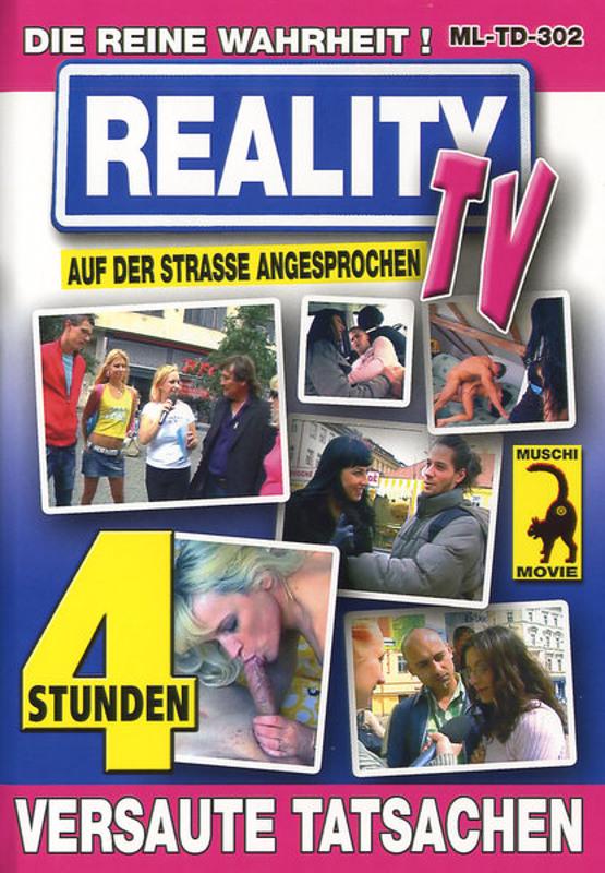 Reality TV DVD Image