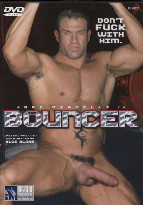 The Bouncer Gay DVD Bild