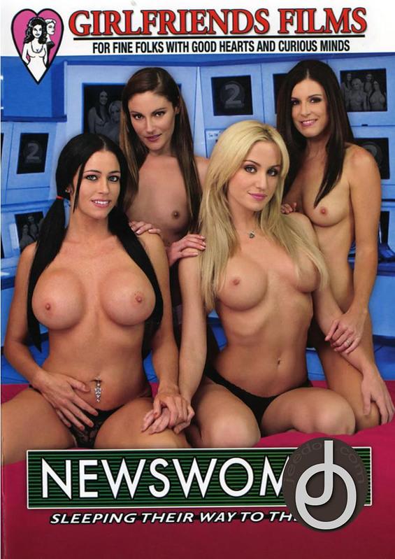 Newswomen 1 DVD Image