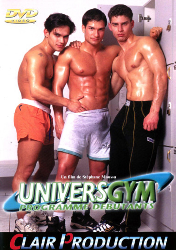 Univers Gym Gay VHS-Video image