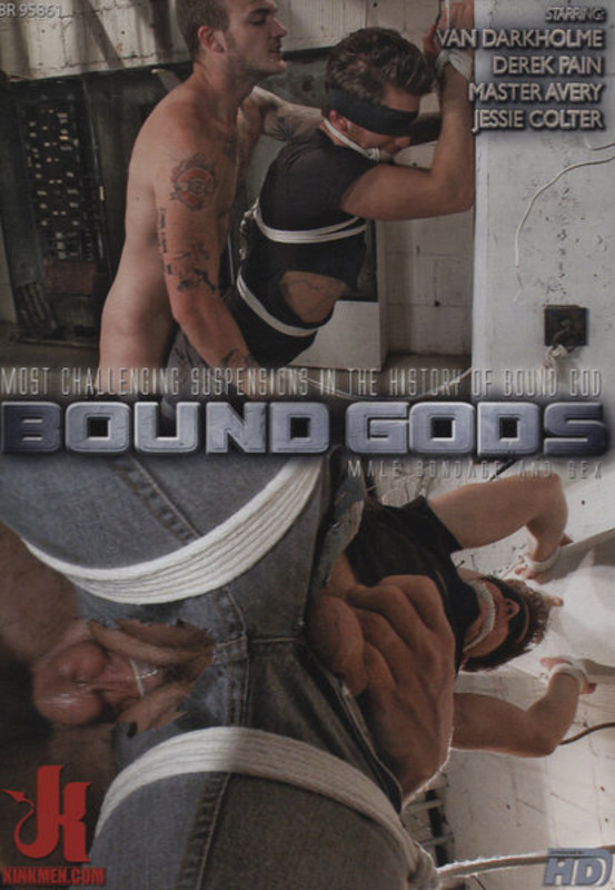 Bound Gods - Most Challenging... Gay DVD Image