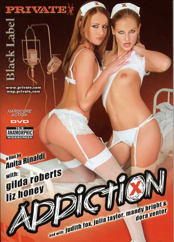 Addiction DVD Image