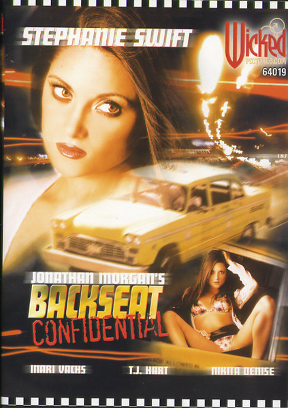 Backseat Confidential DVD Image