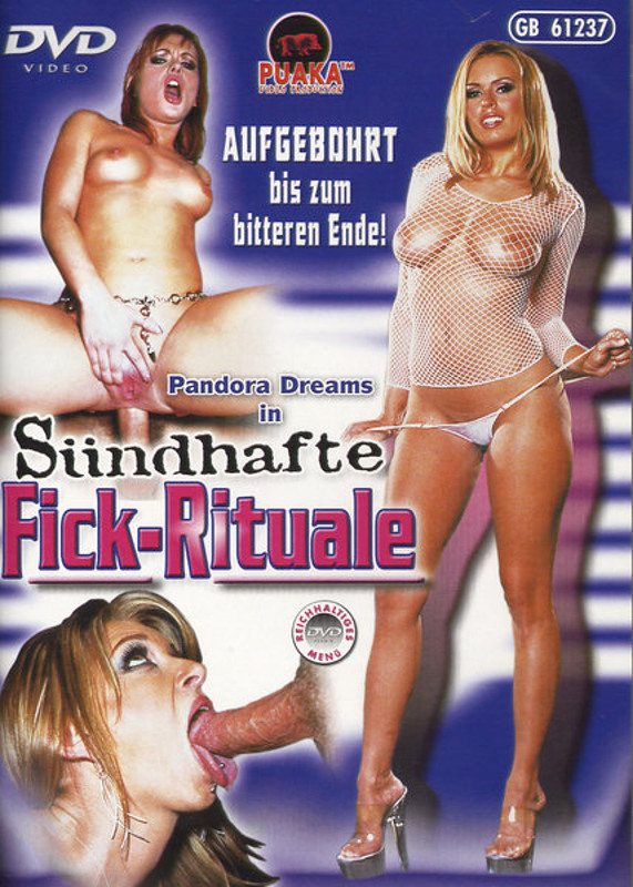 Sündhafte Fick - Rituale DVD Image