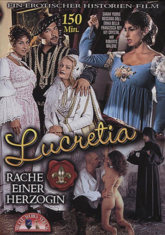 Lucretia - Rache einer Herzogin DVD Image