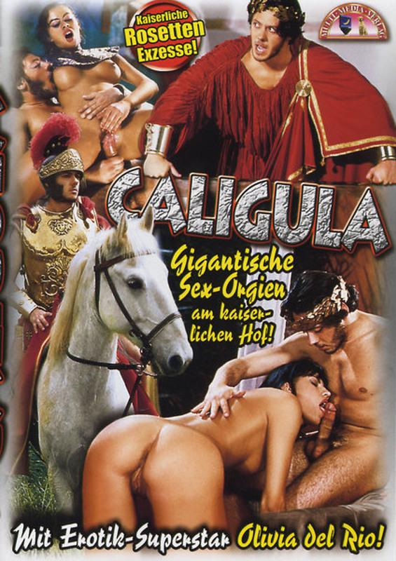 Caligula DVD Image