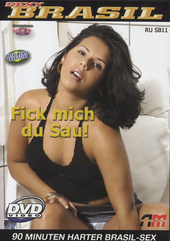 Sexy Brasil - Fick mich du Sau! DVD Image