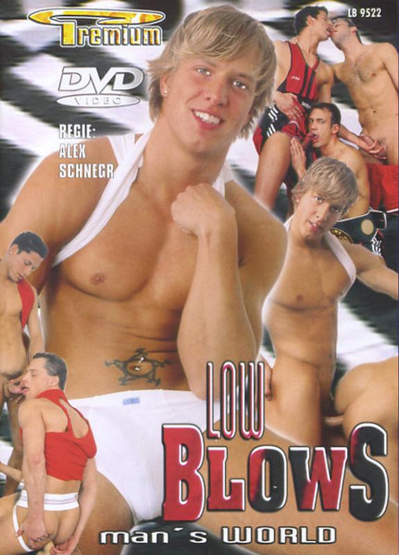 Low Blows Gay DVD Image
