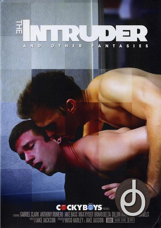 The Intruder Gay DVD Bild