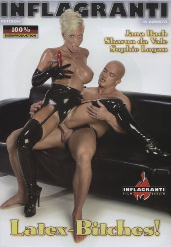 Latex-Bitches DVD Image