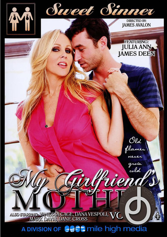 My Girlfriends Mother 4 DVD Image