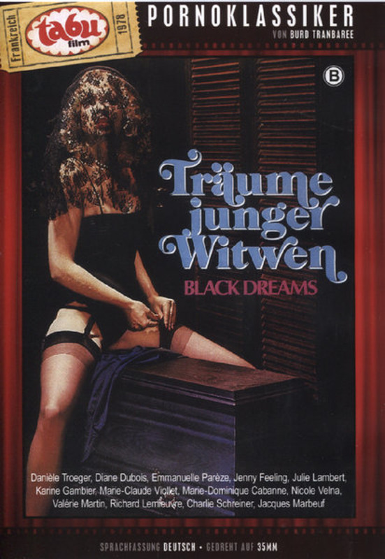 Träume junger Witwen DVD Image