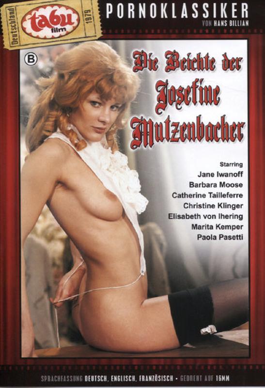 Die Beichte der Josefine Mutzenbacher DVD Image