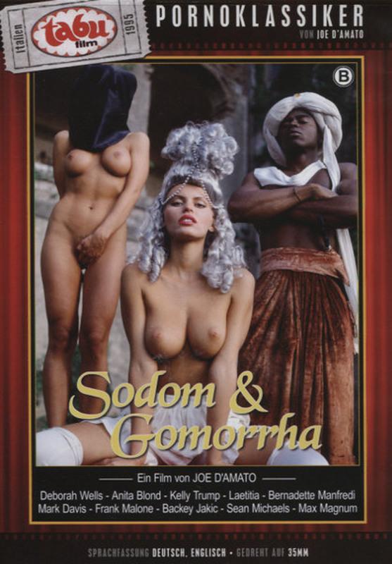 Sodom & Gomorrha DVD Image