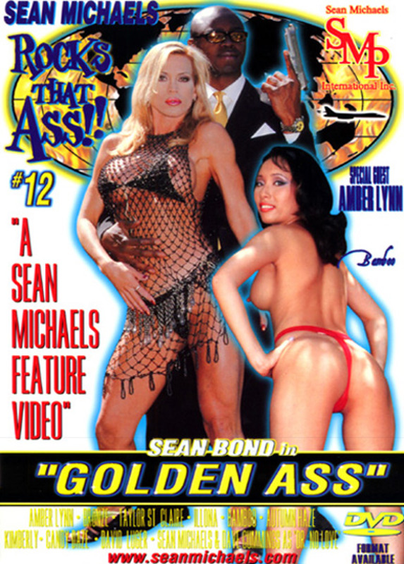 Rocks That Ass 12 - Golden Ass DVD Image