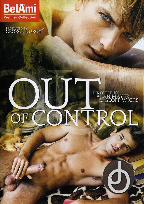 Out Of Control Gay DVD image