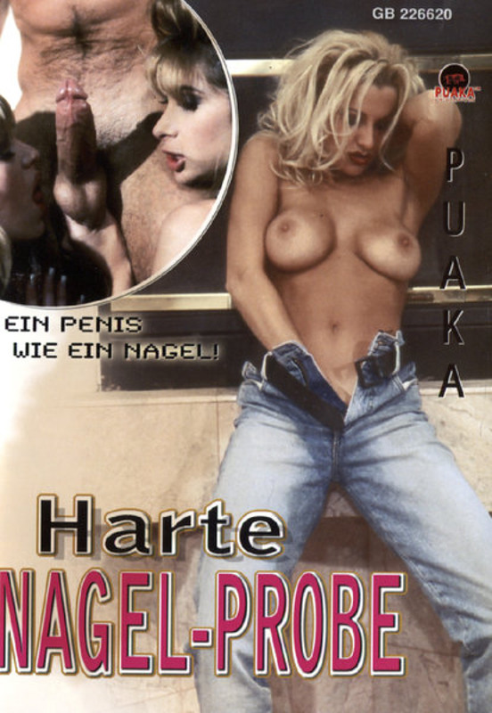 Harte Nagel-Probe DVD Image