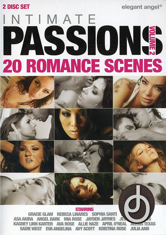 Intimate Passions 2 DVD Image