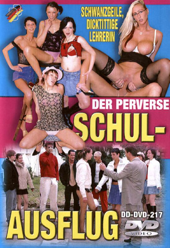 Schul-Ausflug DVD Image