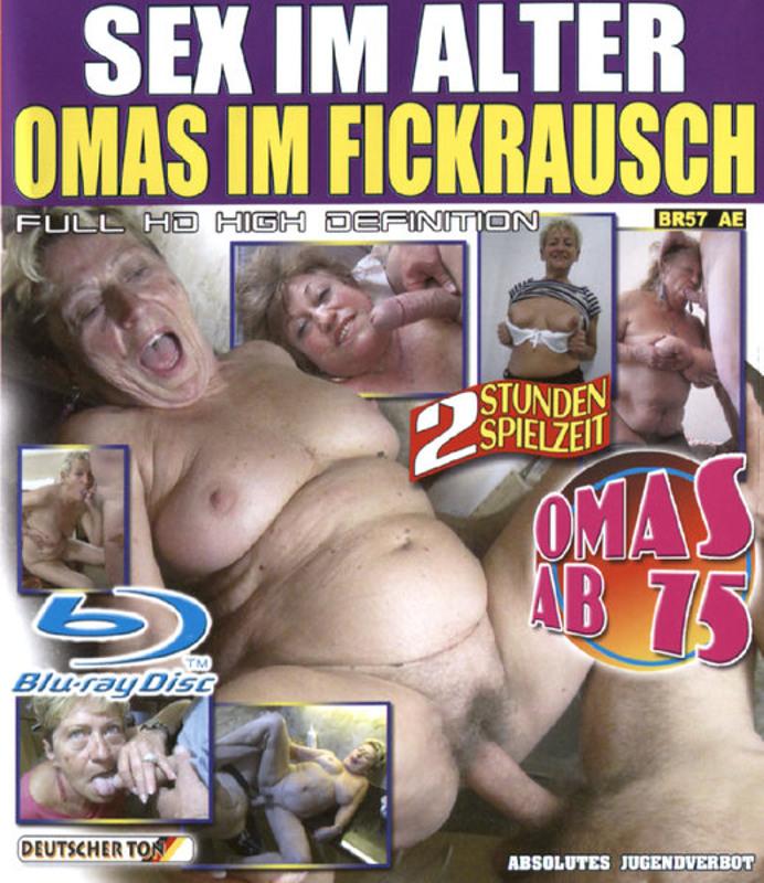Sex im Alter - Omas im Fickrausch Blu-ray image