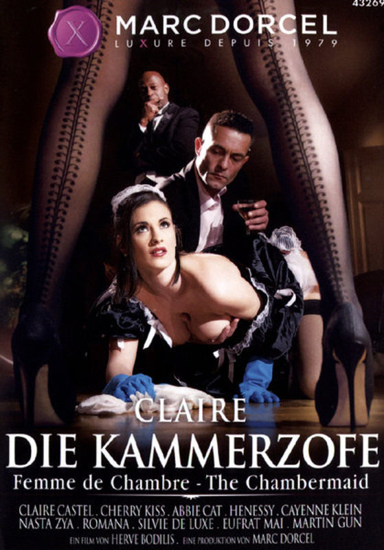 Claire - Die Kammerzofe DVD Image