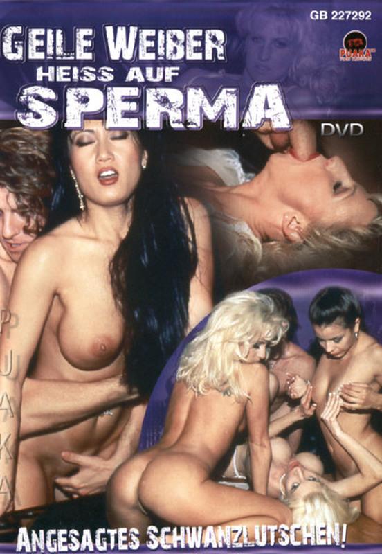 Geile Weiber heiss auf Sperma DVD Image