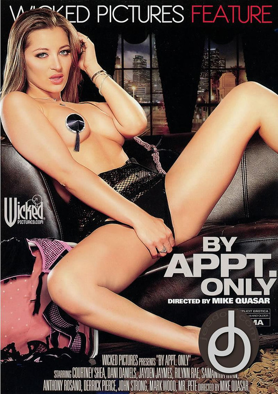 By Appt Only DVD Image