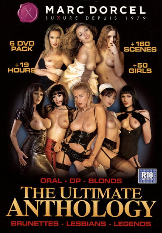 The Ultimate Anthology  [6 DVDs] DVD Image