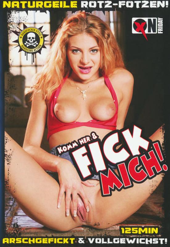Fick mich! DVD image