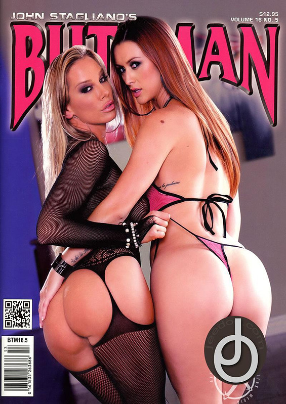 Buttman magazine uncensored