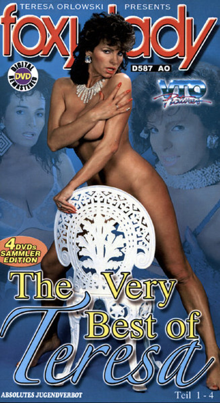 The Very Best Of Teresa 1-4  [4 DVDs] DVD image