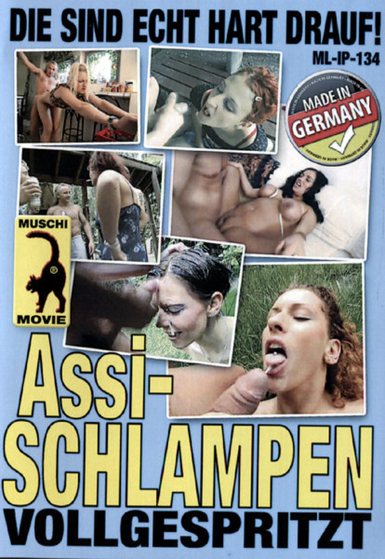 Assi-Schlampen DVD Image