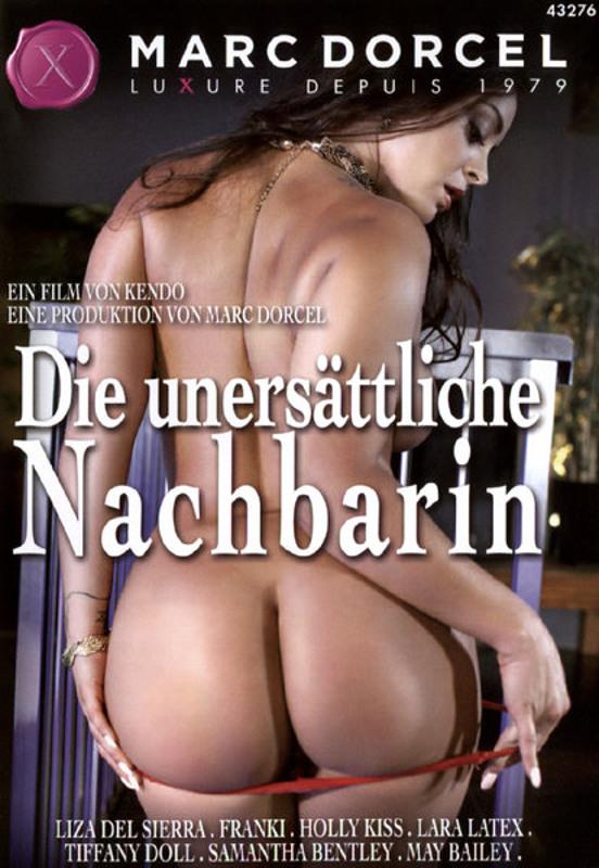 Die unersättliche Nachbarin DVD Image