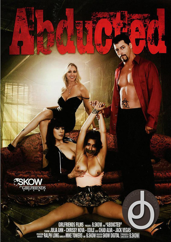 Abducted DVD Image