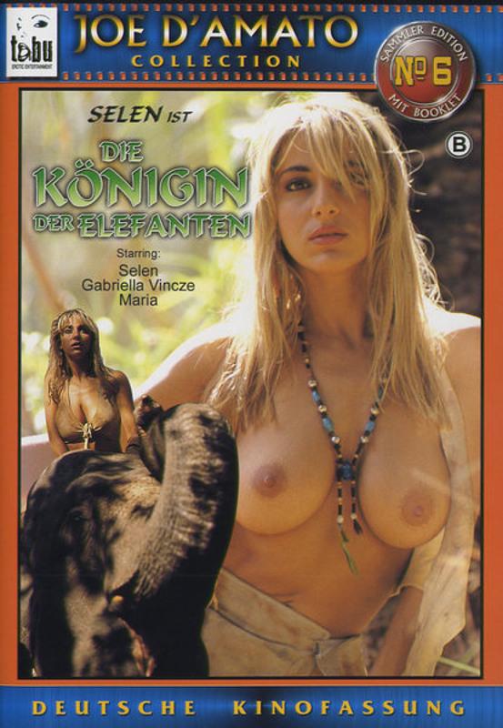 Die Königin der Elefanten DVD Image