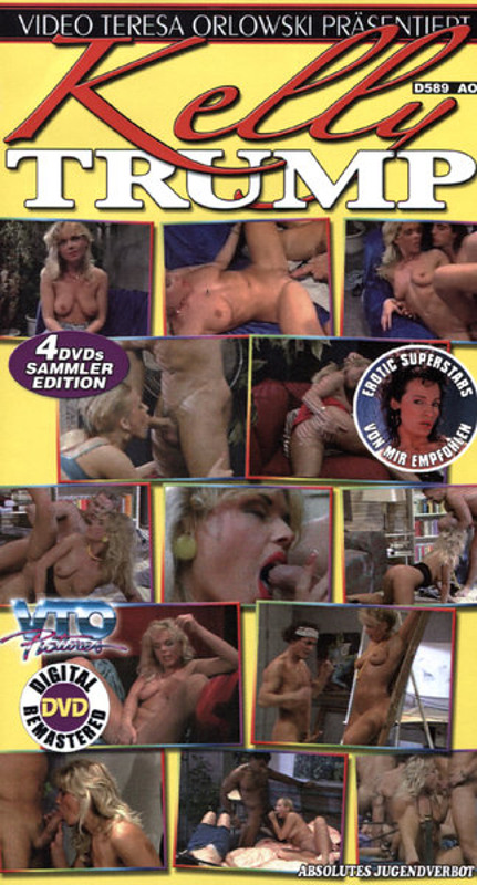 Kelly Trump  [4 DVDs] DVD Image