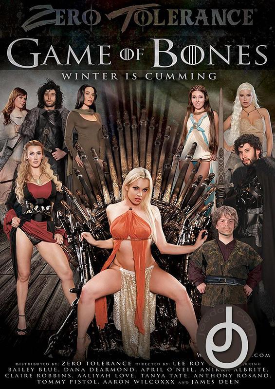 Game Of Bones DVD Image