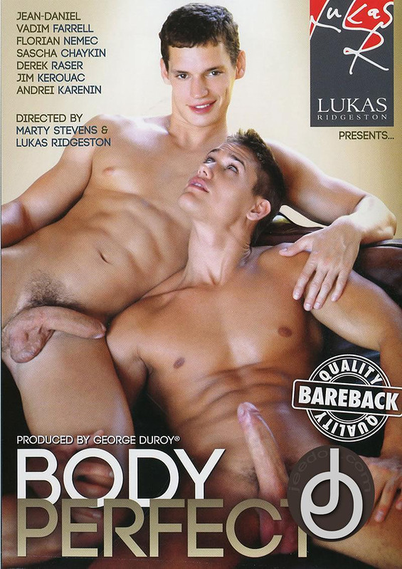 Body Perfect Gay DVD Image