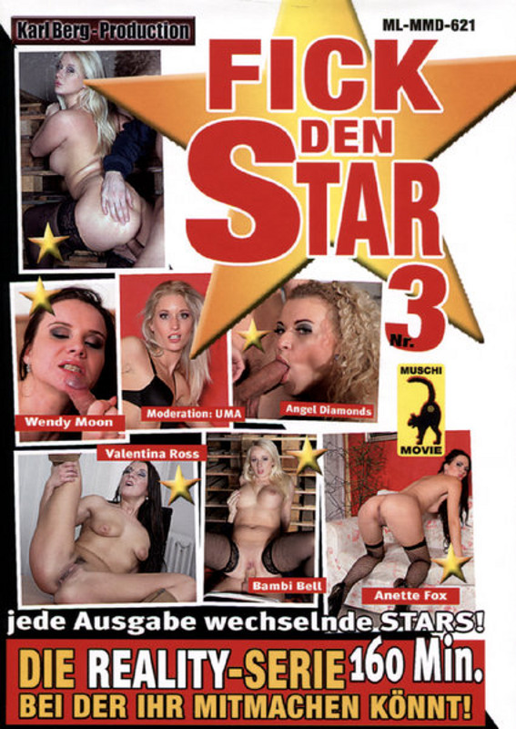 Fick den Star  3 DVD Image