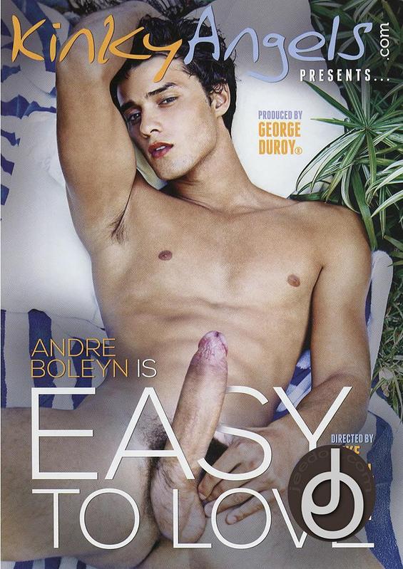 Andre Boleyn Is Easy To Love Gay DVD Image