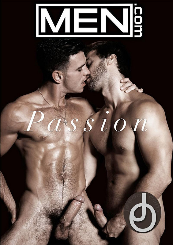 Passion Gay DVD Image