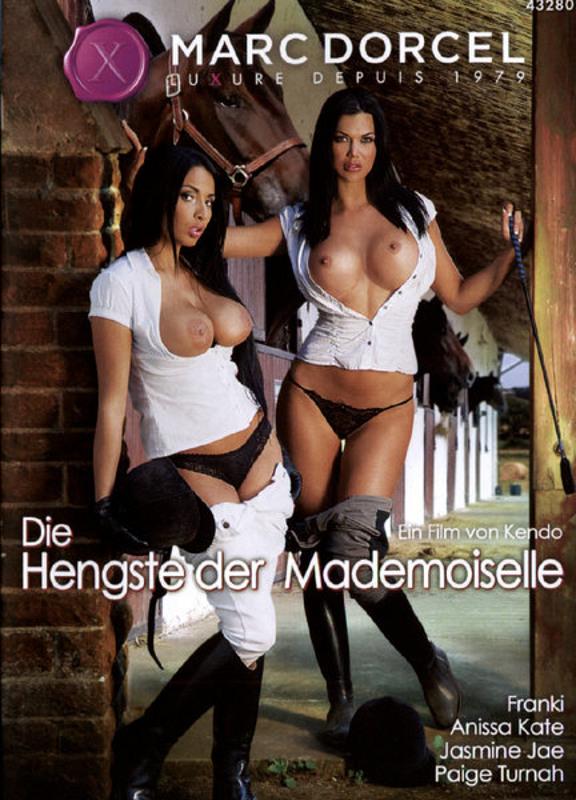 Die Hengste der Mademoiselle DVD Image