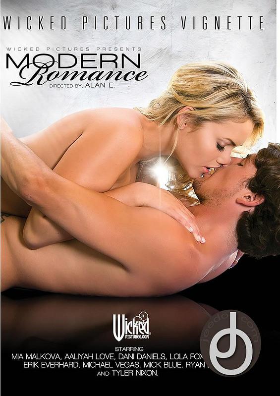 Modern Romance DVD Image
