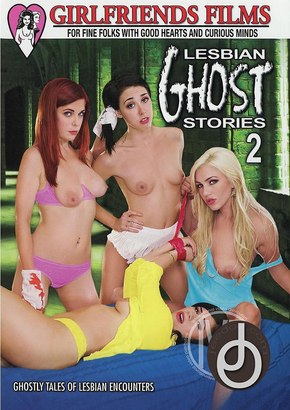 Lesbian Ghost Stories 2 DVD Image