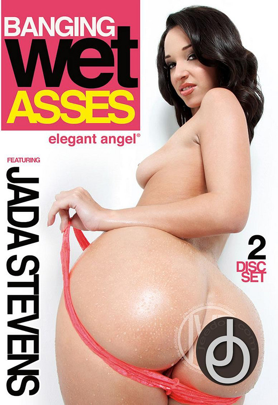 Banging Wet Asses DVD Image