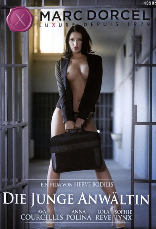 Die junge Anwältin DVD Image