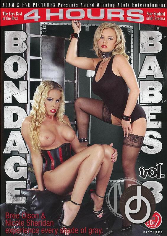 Bondage Babes 3 DVD Image