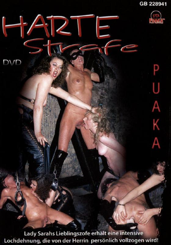 Harte Strafe DVD Image