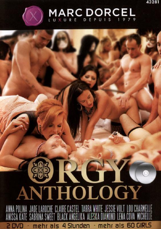 Orgy Anthology  [2 DVDs] DVD Image